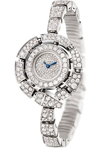 Bulgari Watches - Serpenti 30 mm - White Gold - Style No: 102535 SPW30D2CGD2C