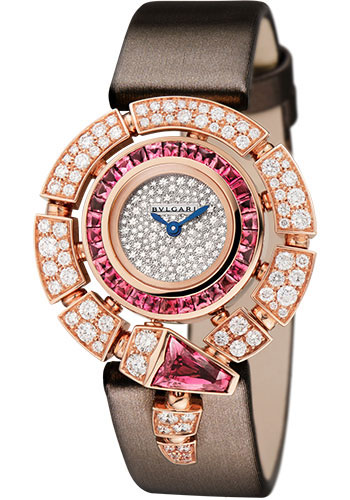 Bulgari Watches - Serpenti 30 mm - Pink Gold - Style No: 102537 SPP30D2RUGD2L