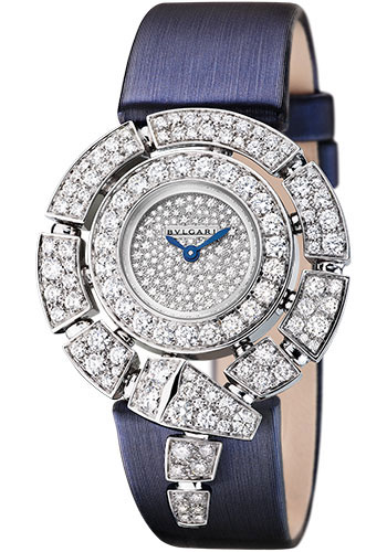 Bulgari Watches - Serpenti Incantati - 30 mm - White Gold - Style No: 102538