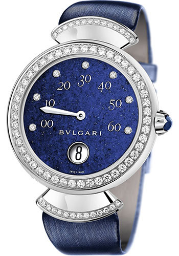 Bulgari Watches - Divas Dream 37 mm - White Gold - Style No: 102544