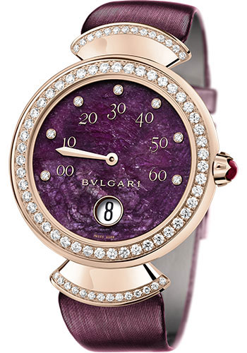 Bulgari Watches - Divas Dream 37 mm - Rose Gold - Style No: 102545