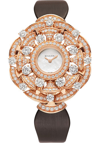 Bulgari Watches - Divas Dream 39 mm - Rose Gold - Style No: 102546