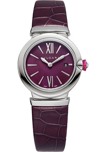 Bulgari Watches - Lucea 28 mm - Stainless Steel - Style No: 102566