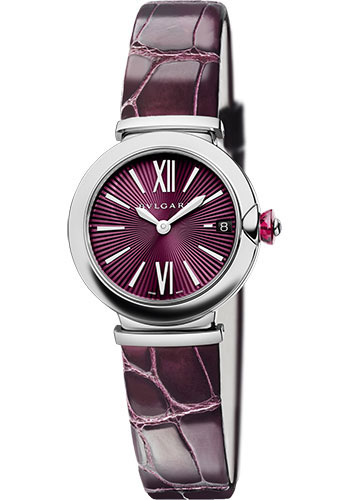 Bulgari Watches - Lucea 28 mm - Stainless Steel - Style No: 102566 LU28C7SLD