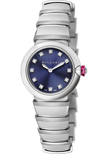 Bulgari Watches - Lucea 28 mm - Stainless Steel - Style No: 102568 LU28C3SS/12