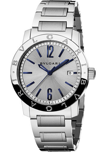 Bulgari Watches - Bulgari Bulgari 39 mm - Stainless Steel - Bracelet - Style No: 102611 BB39C6SSD