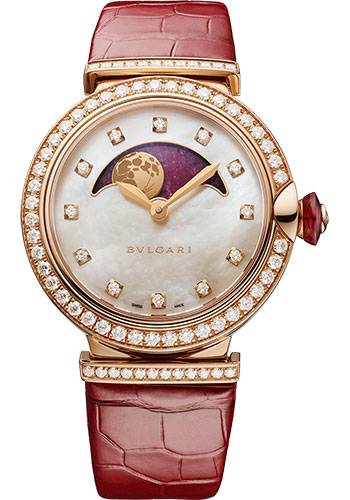 Bulgari Watches - Lucea 36 mm - Rose Gold - Style No: 102686