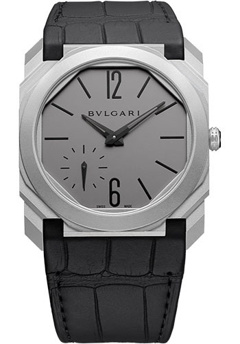Bulgari Watches - Octo Finissimo - 40 mm - Titanium - Style No: 102711