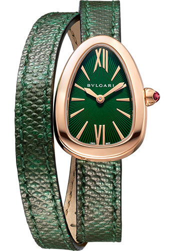 Bulgari Watches - Serpenti 27 mm - Rose Gold - Style No: 102726