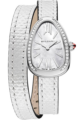 Bulgari Watches - Serpenti 27 mm - Stainless Steel - Style No: 102781