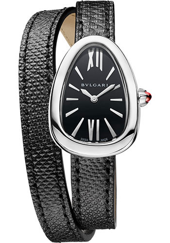 Bulgari Watches - Serpenti 27 mm - Stainless Steel - Style No: 102782