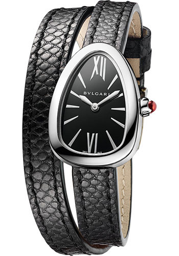 Bulgari Watches - Serpenti 27 mm - Stainless Steel - Style No: 102782 SPS27BSL