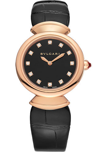 Bulgari Watches - Divas Dream 30 mm - Rose Gold - Style No: 102841