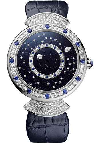 Bulgari Watches - Divas Dream 37 mm - White Gold - Style No: 102842