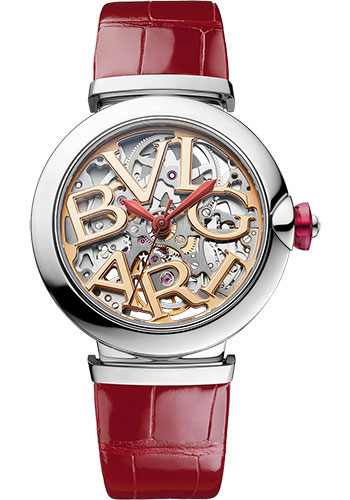 Bulgari Watches - Lucea 33 mm - Stainless Steel - Style No: 102879
