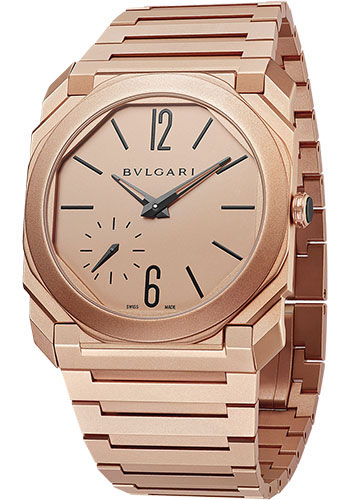 Bulgari Watches - Octo 40 mm - Pink Gold - Style No: 102912 BGOPGXTAUTO