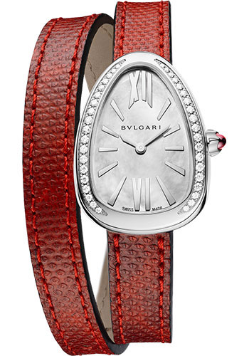 Bulgari Watches - Serpenti 32 mm - Stainless Steel - Style No: 102920