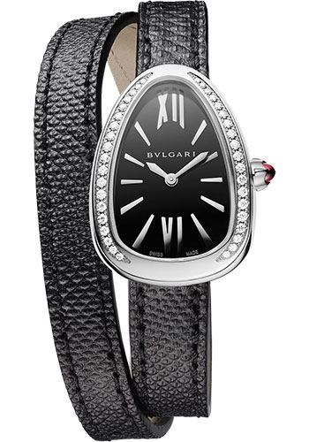 Bulgari Watches - Serpenti 32 mm - Stainless Steel - Style No: 102921