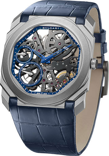 Bulgari Watches - Octo Finissimo - 40 mm - Titanium - Style No: 102941