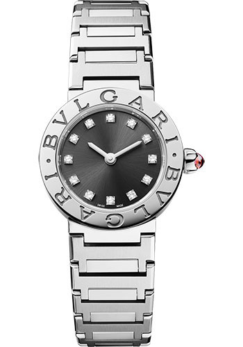 Bulgari Watches - Bulgari Bulgari Lady - 23 mm - Stainless Steel - Style No: 102942