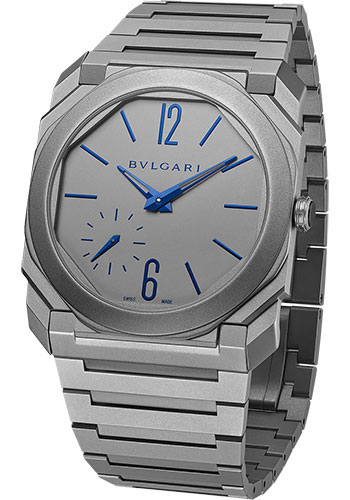 Bulgari Watches - Octo Finissimo - 40 mm - Titanium - Style No: 102945