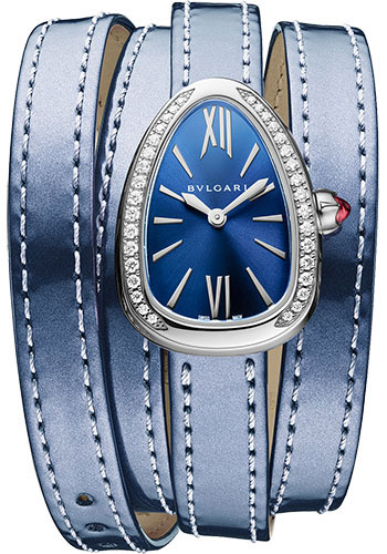 Bulgari Watches - Serpenti 27 mm - Stainless Steel - Style No: 102967