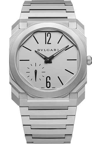Bulgari Watches - Octo Finissimo - 40 mm - Stainless Steel - Style No: 103011
