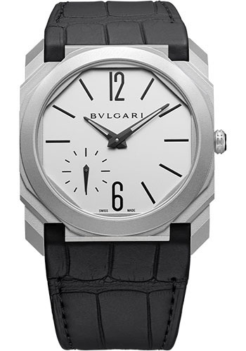 Bulgari Watches - Octo Finissimo - 40 mm - Stainless Steel - Style No: 103035