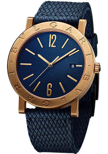 Bulgari Watches - Bulgari Bulgari 41 mm - Bronze - Style No: 103132