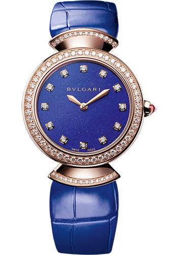 Bulgari Watches - Divas Dream 30 mm - Rose Gold - Style No: 103261