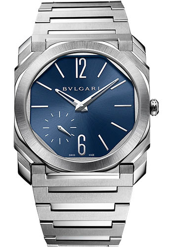 Bulgari Watches - Octo Finissimo - 40 mm - Stainless Steel - Style No: 103431