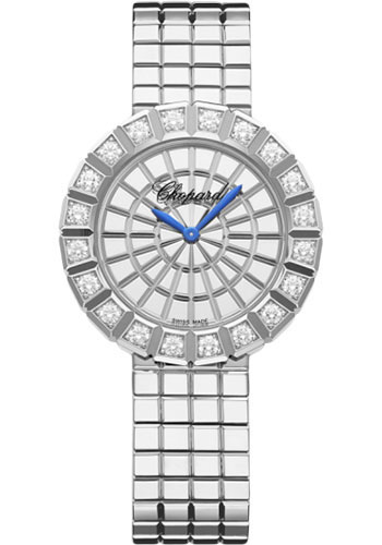 Chopard Watches - Ice Cube White Gold - Style No: 104015-1001