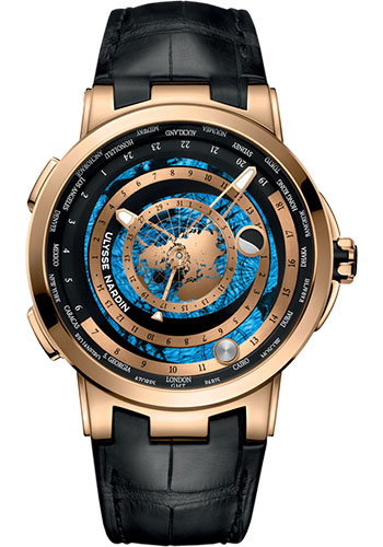 Ulysse Nardin Watches - Executive Moonstruck - Style No: 1062-113/01