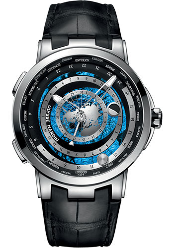 Ulysse Nardin Watches - Executive Moonstruck - Style No: 1069-113/01