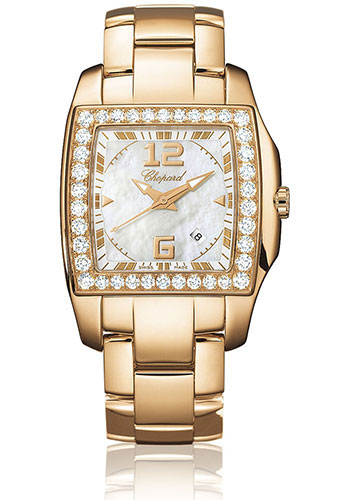 Chopard Watches - Two O Ten Lady - Style No: 107468-5001