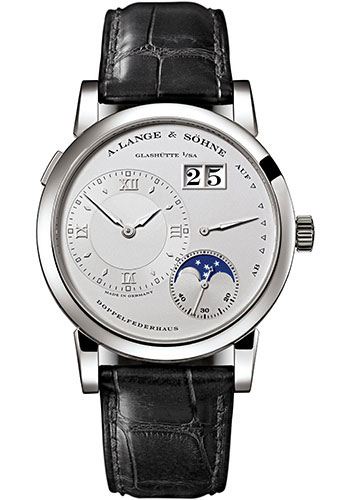A. Lange & Sohne Watches - Lange 1 Moon Phase - Style No: 109.025
