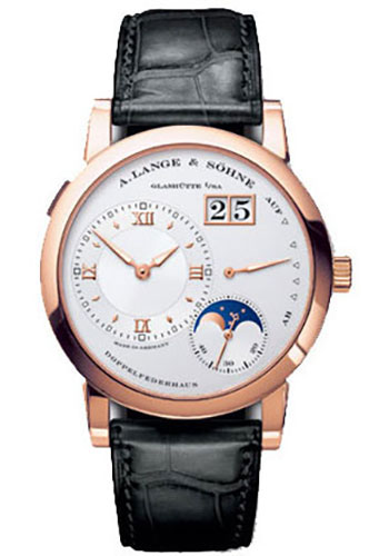 A. Lange & Sohne Watches - Lange 1 Moon Phase - Style No: 109.032