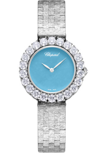 Chopard Watches - L Heure Du Diamant Round Small - Style No: 10a378-1004