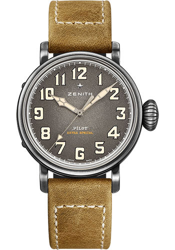 Zenith Watches - Pilot Type 20 - Style No: 11.1940.679/91.C807
