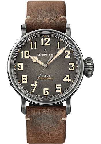 Zenith Watches - Pilot Type 20 Ton Up - Style No: 11.2430.679/21.C801
