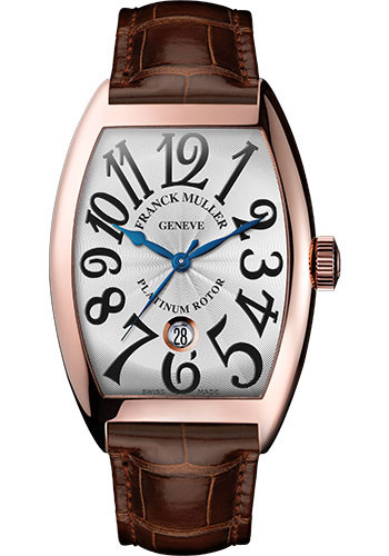 Franck Muller Watches - Art Deco 23 mm - Rose Gold - Style No: 11002 S QZ 5N White