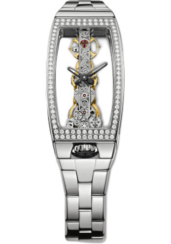 Corum Watches - Miss Golden Bridge White Gold - Style No: 113.102.69/V880 0000