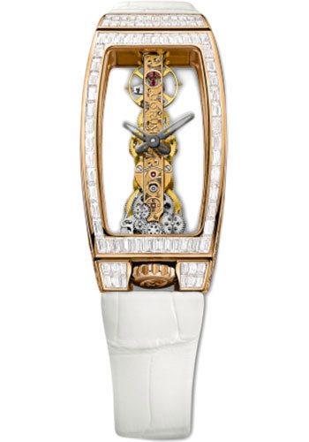 Corum Watches - Miss Golden Bridge Red Gold - Style No: 113.149.85/0089 0000