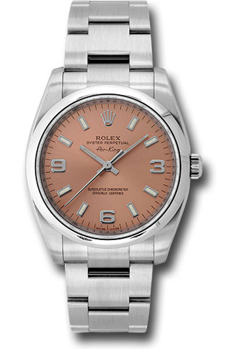 Rolex Watches - Air-King Domed Bezel - Style No: 114200 pao