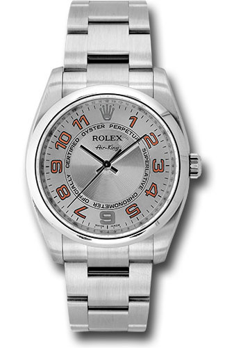 Rolex Watches - Air-King Domed Bezel - Style No: 114200 scao