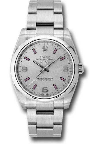 Rolex Watches - Air-King Domed Bezel - Style No: 114200 spio