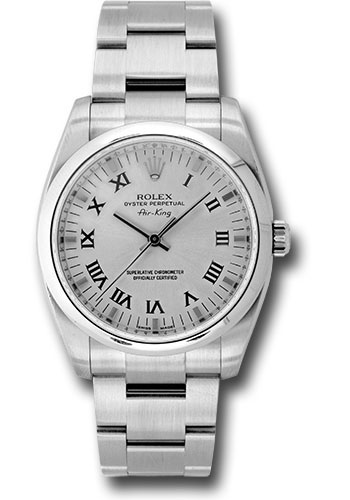 Rolex Watches - Air-King Domed Bezel - Style No: 114200 sro