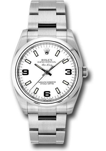Rolex Watches - Air-King Domed Bezel - Style No: 114200 wao
