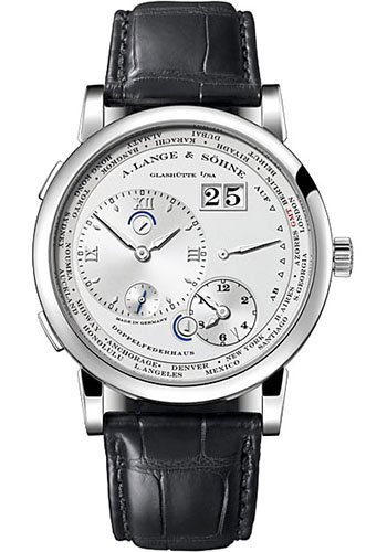 A. Lange & Sohne Watches - Lange 1 Time Zone - Style No: 116.025