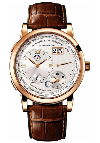 A. Lange & Sohne Watches - Lange 1 Time Zone - Style No: 116.032